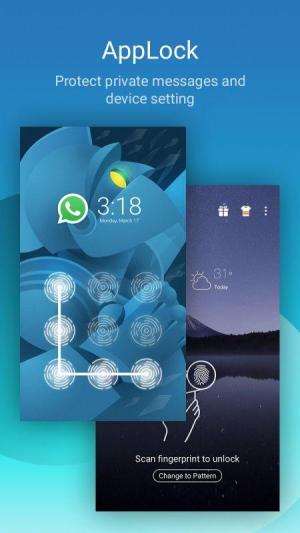 Android CM Security Antivirus AppLock Screen 5