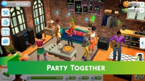 The Sims™ Mobile 1.0.0.75820 Screen 2