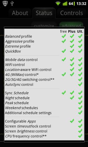 Android JuiceDefender Ultimate Screen 6