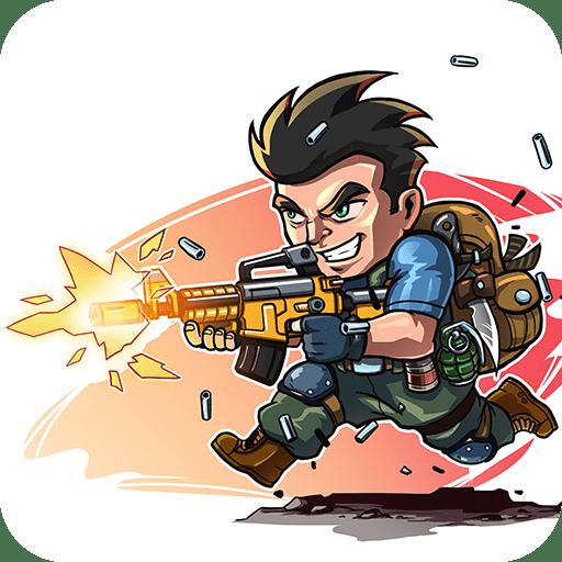 Metal Commando - Squad Metal Shooter 40 icon