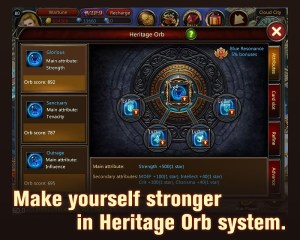Android Wartune: Hall of Heroes Screen 9