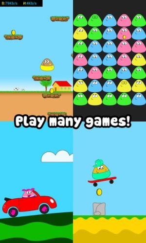 Android Pou Screen 3