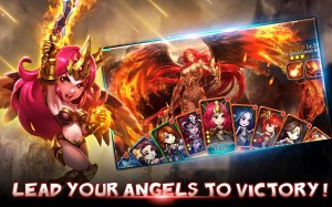 Android League of Angels -Fire Raiders Screen 5