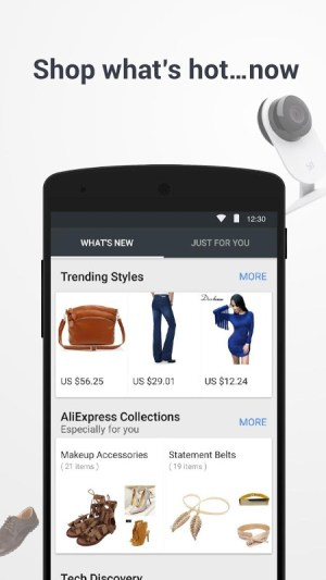 Android AliExpress Shopping App Screen 13