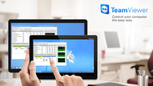 Android TeamViewer for Remote Control Screen 5