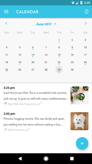 Android Journey - Diary, Journal Screen 13