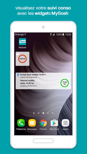 Android MySosh Screen 12