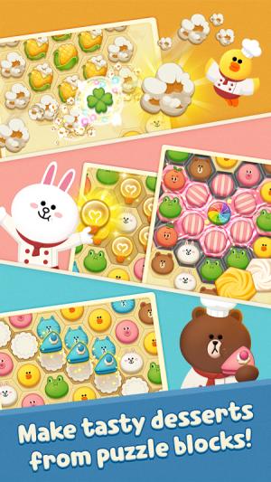 LINE POPChocolat 1.2.1 Screen 2