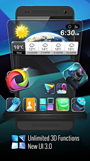 Android NextLb Screen 3