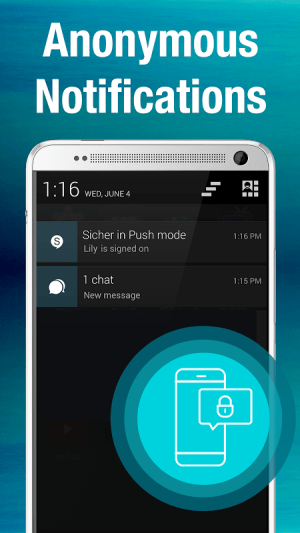 Android Sicher Screen 4