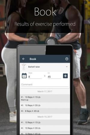 Fitness Coach FitProSport 4.54 Screen 4