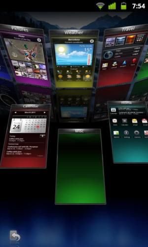 Android SPB Shell 3D Screen 1
