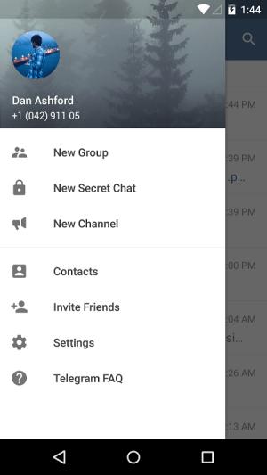 Telegram 3.16.1 Screen 6