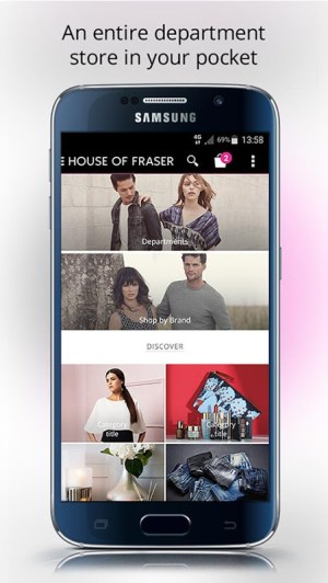 Android House of Fraser Screen 6