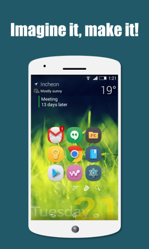 Total Launcher 1.3.25 Screen 5