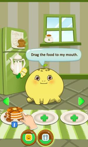 Android My Tiny Pet Screen 2