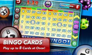 Android Bingo Rush 2 Screen 1