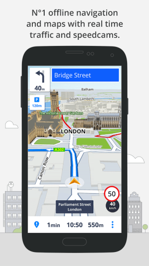 GPS Navigation & Maps Sygic 17.0.7 Screen 15