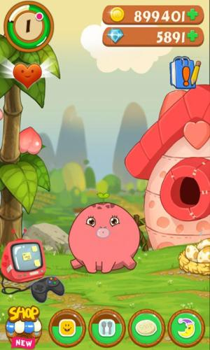 Android My Tiny Pet Screen 4
