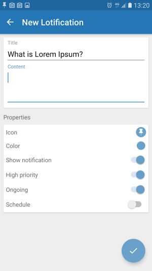 Android Lotify Screen 11