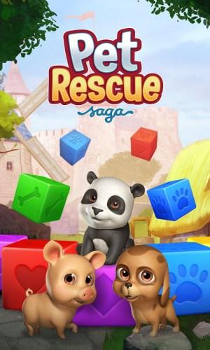 Android Pet Rescue Saga Screen 10