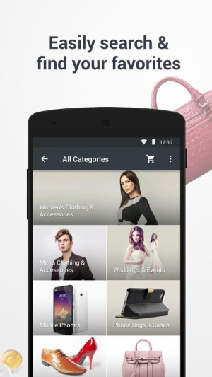 Android AliExpress Shopping App Screen 16