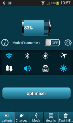 Battery Saver Pro 1.0 Screen 3