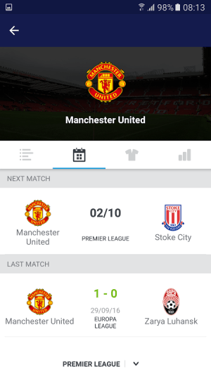 Android Eurosport Screen 14