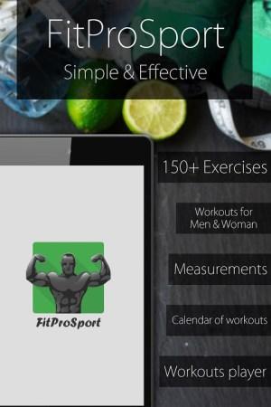 Fitness Coach FitProSport 4.54 Screen 7