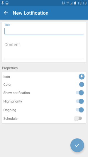 Android Lotify Screen 12