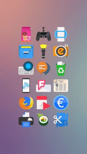 Android Rewun - Icon Pack Screen 18