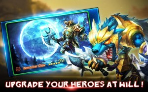 Android League of Angels -Fire Raiders Screen 3