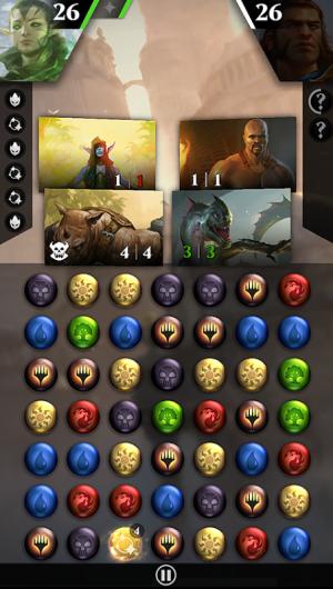 Magic: Puzzle Quest 1.3.2.7697 Screen 2