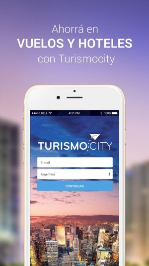Android Turismocity Vuelos Baratos Screen 4