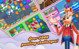 Android Candy Crush Saga Screen 4