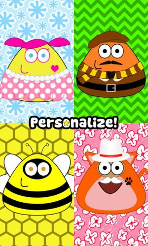 Android Pou Screen 2