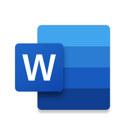 Microsoft Word: Write and edit docs on the go 16.0.12430.20008 icon