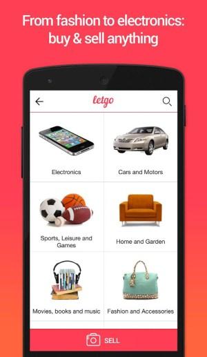 letgo: Buy & Sell Used Stuff 1.5.7 Screen 2