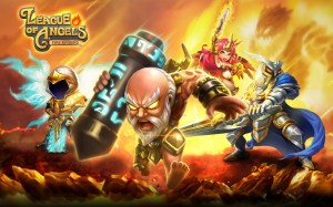 Android League of Angels -Fire Raiders Screen 7