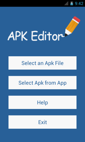 APK Editor Pro 1.7.0 Screen 6