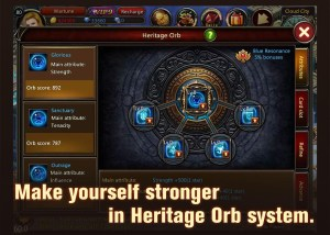 Android Wartune: Hall of Heroes Screen 4
