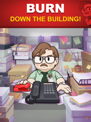 Office Space: Idle Profits 1.024 Screen 1