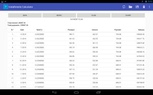 Installments Calculator 3.0.8 Screen 4