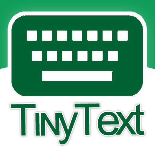 Tɪɴʏ Tᴇxᴛ Keyboard 1.0 icon
