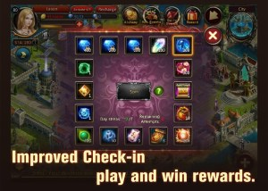 Android Wartune: Hall of Heroes Screen 2