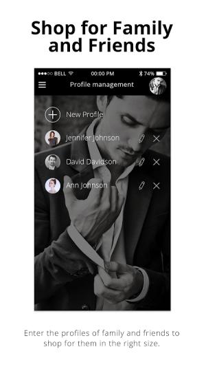 Android EyeFitU - Shop 2017 Fashion. Screen 1