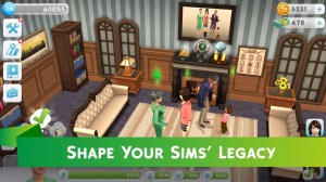 The Sims™ Mobile 1.0.0.75820 Screen 3