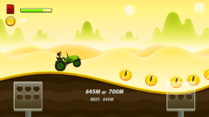 Android Hill Racing: mountain climb Screen 5