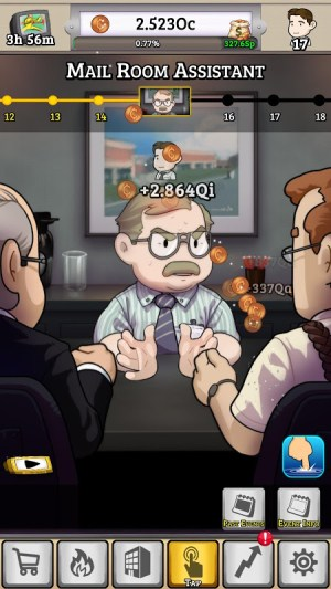 Office Space: Idle Profits 1.024 Screen 6