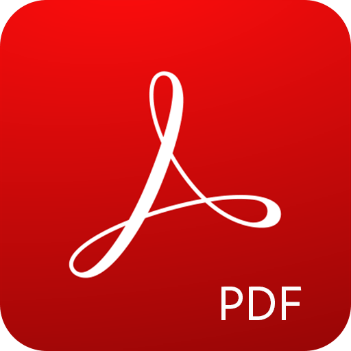 PDF Viewer, Editor & Creator by Acrobat Reader 19.9.1.10848 icon